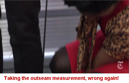 Outseam Measurement Stephanie Rosen...