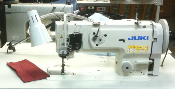 sewing machine mechanics